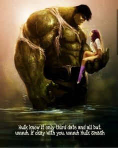 Beauty and the Beast by Keven Mallqui on Hulk and Betty Marvel Dc Comics, Marvel Avengers, Marvel Comic Universe, Marvel Art, Marvel Heroes, Captain Marvel, Nightwing, Batwoman, Marvel Comic Character