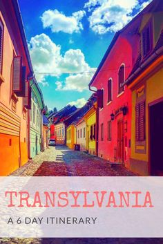 A 6 day itinerary for Transylvania, including tips on where to go, what to eat, how to get around and how much it will all cost!