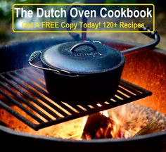 The Dutch Oven Cookbook (FREE Download!)