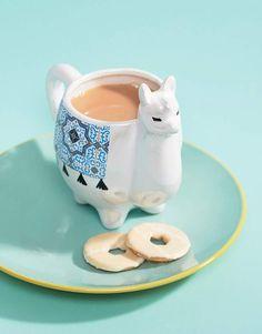 Llama Mug! #coffeecup #coffee #tea #llama #ad
