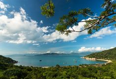 Go get wrecked. No, that's not what we mean.  Six Senses Ninh Van Bay boutique hotel near Nha Trang is so isolated you'll think you're on Gilligan's Isle, except you'll never want to be rescued.