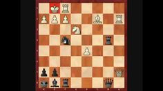 Chess: Anatasia's Mate Theme http://sunday.b1u.org