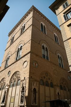 Orsanmichele Church and Museum - Florence