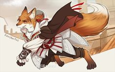 Ezio Auditoré the fox