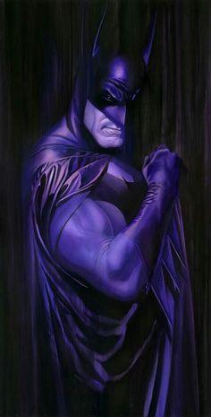 Batman by Mr.Alex Ross
