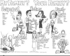 Worksheets Family Roles Worksheet the ojays other and google on pinterest myfamily