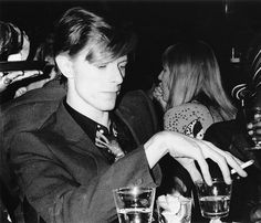 David Bowie - 1978 West Hollywood  Ulvis Alberts photo