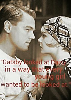 Great Gatsby quotes.... Loved this movie!!