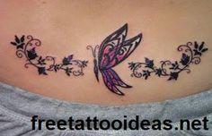 butterfly ink - http://www.freetattooideas.net/butterfly-tattoos/