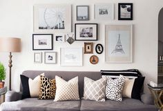 gallery wall - Google Search