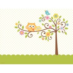 Happi Tree Baby Shower - Tablecover £2.25