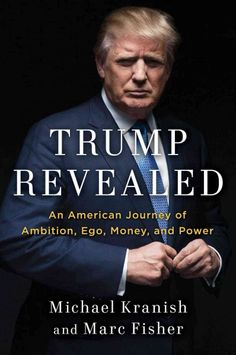 A comprehensive biography of Donald Trump is reported by a team of award-winning Washington Post journalists and co-authored by investigative political reporter Michael Kranish and senior editor Marc Fisher.