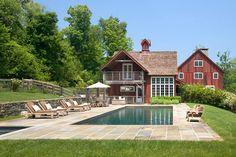 Modern rustic barn / Russell Groves – nowoczesna STODOŁA   wnętrza & DESIGN   projekty DOMÓW   dom STODOŁA