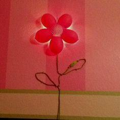 Smila blomma kids wall lamp from ikea home decor kids ikea wall flower light super cute aloadofball Images