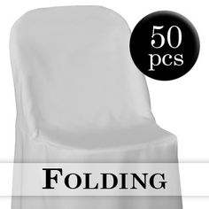 black chair covers party city pool lounge chairs home depot 24 best gilroy church images folding bricolage crafts 50 white wedding decorations