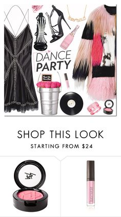 """""""Dance party"""" by mada-malureanu ❤ liked on Polyvore featuring Beauty Is Life, Laura Mercier, Bobbi Brown Cosmetics, polyvoreeditorial and danceparty"""
