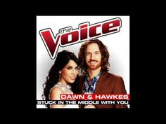 Dawn & Hawkes - Stuck In The Middle With You - Studio Version - The Voic...