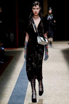 Vogue.com | Ready To Wear 2016 Fall Prada Collection