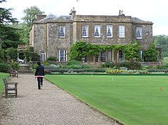 In a small village (pop. 50) in Somerset between Chard and Crewkerne, you'll find Cricket St Thomas manor house, known as Cricket House. It has 14th c. origins, but was rebuilt and modified early 19th c. for Sir Alexander Hood under the direction of Sir John Soane.