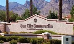To live in Summerlin, Nevada