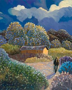 Ed Sandoval, Native artist of New Mexico