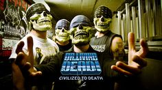 DR. LIVING DEAD - Civilized To Death (OFFICIAL LIVE VIDEO)