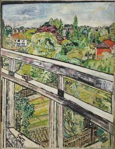 Thunderstorm Passed Over, 1963  by John Randall Bratby