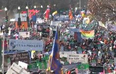 Take two minutes to watch this POWERFUL video! Powerful Video Documents How Hundreds of Thousands Marched for Life in Washington http://www.lifenews.com/2014/01/24/powerful-video-documents-how-hundreds-of-thousands-marched-for-life/