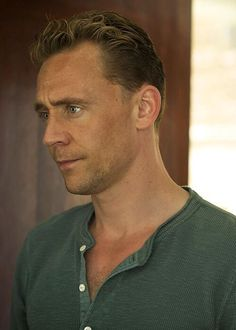 Tom Hiddleston as Jonathan Pine in The Night Manager