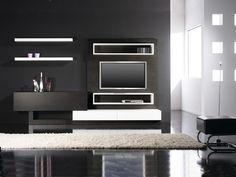 libreria scrivania soggiorno - Cerca con Google | Household Ideas ...