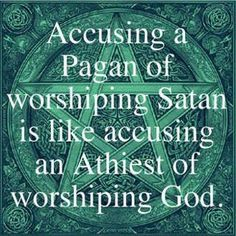 Wiccan Sayings and Quotes | Misunderstanding of the beliefs of Wiccans and other Neopagans: