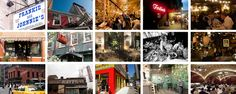 A Guide to NYC's 15 Most Beloved Old-Timer Restaurants