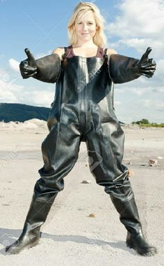 Pin by muddy monsters on Sexy in Rubber Waders