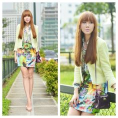 soo much fun Camille Co, Binky, Dress Me Up, Style Me, Street Style, Buttercup, Skirts, How To Wear, Inspiration