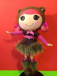 b3899b4f70d721 Lalaloopsy Teddy Honey Pots Full Size Doll Collectible Gift