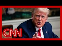 Trump flips out on reporter: 'I'm the President of the United States!' - YouTube Electoral College Votes, Flip Out, The Joe, Cnn News, Having A Bad Day, Social Issues, Joe Biden, Nice Tops, Photo S