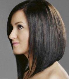 coupes boyish et carrés chics…coiffures en…coiffure…carré…même si les cheveux longs font de la…long carré dégradé coiffure àvec frange coiffure Tendances de la mode: coiffure femme carré plongeant mi long coiffure...