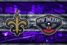 New Orleans Sports Teams Poster, New Orleans Sports Print, New Orleans                      – McQDesign