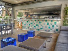Jasmin Grill&Lounge at Hotel Royal Riviera Cap Ferrat - Veronica Givone Interior Design