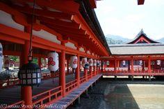 Itsukushima shrine - Miyajima Hiroshima - Japan