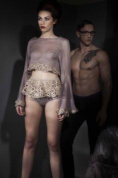 Design by Caitlin Arthur, Contour Fashion BA (Hons)