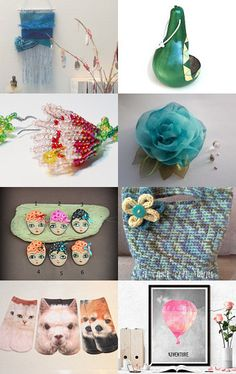 coloruful !! by angela kos on Etsy--Pinned with TreasuryPin.com