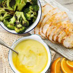 Täytetty joulukalkkuna - Reseptit - Kariniemen.fi Cantaloupe, Fruit, Food, Meal, The Fruit, Essen, Hoods, Meals, Eten