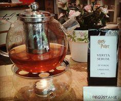 Degusta el exótico y dulce té verde VERITA SERUM inspirado en la saga Harry Potter. ¿Te atreves a probar el suero de la verdad?
