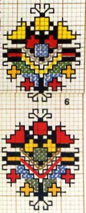 FolkCostume&Embroidery: Embroidery of Zastawna county, Cherniwtsi oblast, Bukovyna, Ukraine Creative Embroidery, Folk Embroidery, Cross Stitch Embroidery, Embroidery Patterns, Cross Stitch Patterns, Knitting Patterns, Embroidery Techniques, Ukraine, Cross Stitching