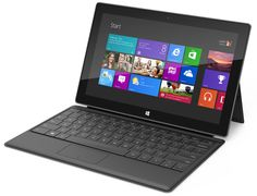 Microsoft Surface - Windows 8 and RT
