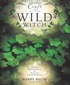 Hedge Riders:  Craft of the Wild Witch: Green Spirituality & Natural Enchantment, by Poppy Palin.