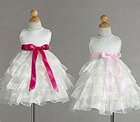 Flower Girl Dresses -Easter & Spring Dresses - Flower Girl Dress For Less