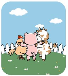 The Farm Animals Are Plotting Against The Turkey thanksgiving thanksgiving pictures happy thanksgiving thanksgiving quotes happy thanksgiving quotes thanksgiving gifs thanksgiving quotes for family best thanksgiving quotes thanksgiving quotes for friends