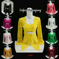 Kebaya  All size  75.000  Order. Wa 081236239640